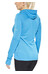 Berghaus Smoulder Light Hooded Fleece Jacket Women Blue Splash